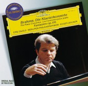 Berliner Philharmoniker, Emil Gilels, Eugen Jochum: Brahms: Piano Concertos 1, 2 - CD