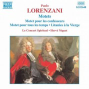 Lorenzani: Motets - CD