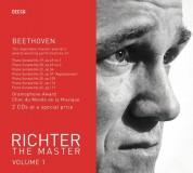 Sviatoslav Richter - The Master Vol. 1 - CD