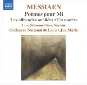 Anne Schwanewilms: Messiaen: Poemes Pour Mi / Les Offrandes Oubliees / Un Sourire - CD
