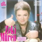 Zeki Müren: Dünden Bugüne 4 - CD