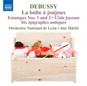 Jun Märkl: Debussy: Orchestral Works, Vol. 5 - CD