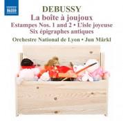 Jun Märkl: Debussy: Orchestral Works, Vol. 5 - CD