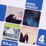 Herbie Hancock: 4 CD Box Set (My Point of View / Empyrean Isles / Maiden Voyage / Speak Like a Child) - CD