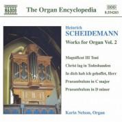 Karin Nelson: Scheidemann: Organ Works, Vol.  2 - CD