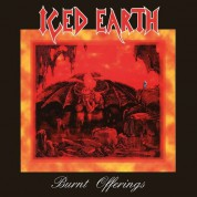 Iced Earth: Burnt Offerings - Plak