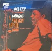Dexter Gordon: A Swingin' Affair - Plak