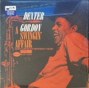 Dexter Gordon: A Swingin' Affair - Plak
