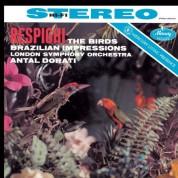 London Symphony Orchestra, Antal Doráti: Respighi: Birds, Brazilian Impressions - Plak