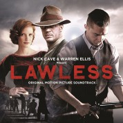 Nick Cave, Warren Ellis: OST - Lawless - Plak