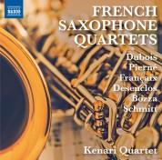 Kenari Quartet: French Saxophone Quartets - CD