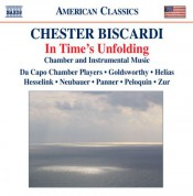 Da Capo Chamber Players: Biscardi: In Time's Unfolding - CD