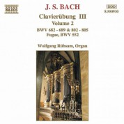 Wolfgang Rubsam: Bach: Clavierubung, Part III, Vol. 2 - CD