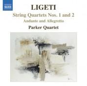 Parker Quartet: Ligeti, G.: String Quartets - CD