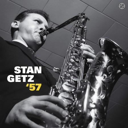 Stan Getz '57 + 2 Bonus Tracks!! - Plak