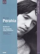 Murray Perahia: Beethoven: Piano Concertos Nos. 1-5 (complete) - DVD
