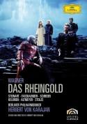 Berliner Philharmoniker, Brigitte Fassbaender, Herbert von Karajan, Jeannine Altmeyer, Peter Schreier, Thomas Stewart, Zoltan Kelemen: Wagner: Das Rheingold - DVD