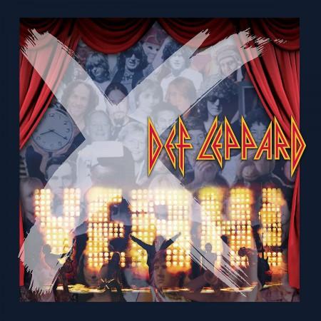 Def Leppard: The Vinyl Boxset: Volume Three  (Limited Boxset) - Plak