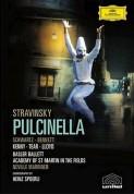 Basler Ballett, Heinz Spoerli, Sheldon Schwartz, Amanda Bennett, Loya Molloy, Shauna Wagner, Academy of St. Martin in the Fields, Sir Neville Marriner: Stravinsky: Pulcinella - DVD