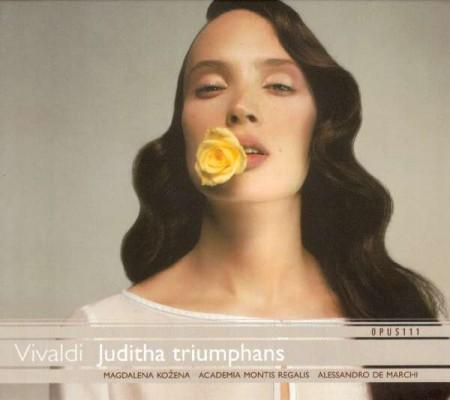 Magdalena Kožená, Academia Montis Regalis, Alessandro De Marchi: Vivaldi: Juditha Triumphans - CD