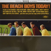 The Beach Boys: Today! (200g - Limited-Edition) - Plak