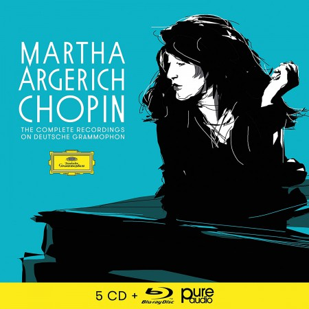 Martha Argerich: The Complete Chopin Recordings on Deutsche Grammophon - CD