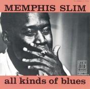 Memphis Slim: All Kinds Of Blues - CD
