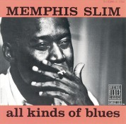 Memphis Slim: All Kinds Of Blues - CD