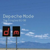Depeche Mode: The Singles 81 > 98 - CD