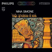 Nina Simone: High Priestess Of Soul - Plak