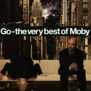 Moby: Go-The Very Best Of Moby (Standart Version) - CD
