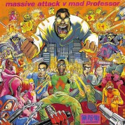 Massive Attack: No Protection - Plak