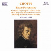 Chopin: Piano Favourites, Vol. 1 - CD