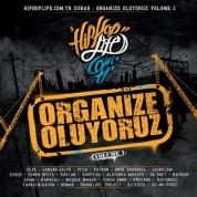 Çeşitli Sanatçılar: Hiphop 1 - Organize Oluyoruz - CD