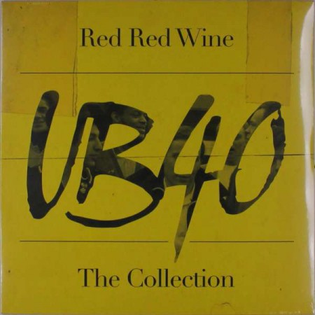 UB40: Red Red Wine: The Collection - Plak
