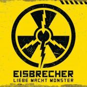 Eisbrecher: Liebe macht Monster (Jewelcase) - CD