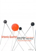 Artemis Quartet: Strings Attached, 2 Films by Bruno Monsaingeon - DVD