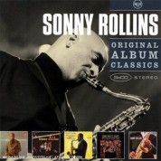 Sonny Rollins: Original Album Classics - CD