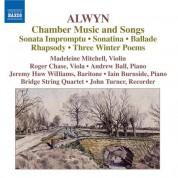 Alwyn: Sonata Impromptu / Sonatina / Ballade / Rhapsody / 3 Winter Poems / Songs - CD
