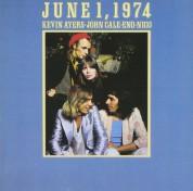Kevin Ayers, John Cale, Brian Eno, Nico, Robert Wyatt: June 1.1974 - CD