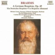 Brahms: German Requiem (A), Op. 45 - CD