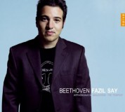 Fazıl Say: Beethoven: Piano Sonatas Opus 57, 53, 31 - CD
