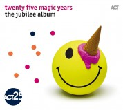 Çeşitli Sanatçılar: twenty five magic years: The Jubilee Album - Plak