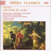 Mozart: Ascanio in Alba - CD