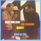 Gerry Mulligan, Paul Desmond: Blues in Time - Plak