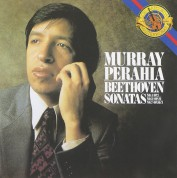 Murray Perahia: Beethoven: Sonatas - CD