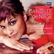 Danielle de Niese, Sir Charles Mackerras, Orchestra of the Age of Enlightenment: Danielle de Niese - The Mozart Album - CD