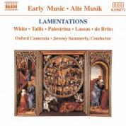 Lamentations - CD