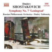 Russian Philharmonic Orchestra, Dmitry Yablonsky: Shostakovich: Symphony No. 7, 'Leningrad' - CD