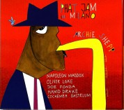 Archie Shepp: Phat Jam in Milano - CD
